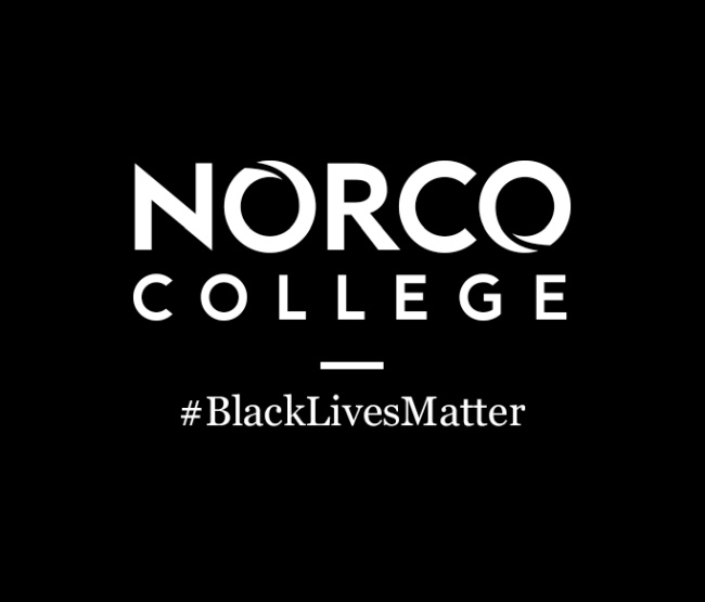 Norco College Black Lives Matter image