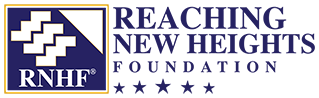 Reaching New Heights Foundation logo
