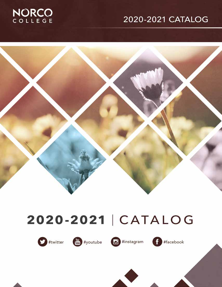 2020-2021 Norco College Catalog