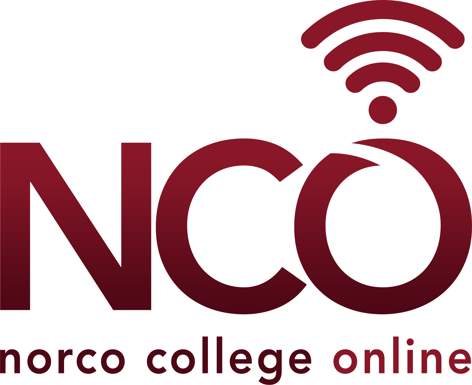 norco college online logo