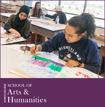 arts and humanities banner