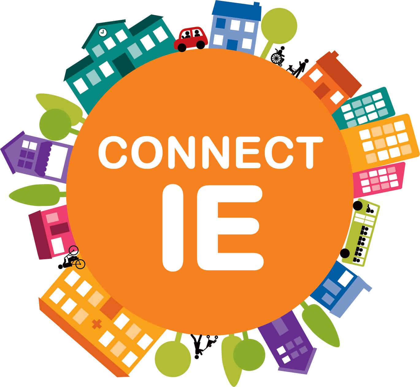 Connect IE Logo